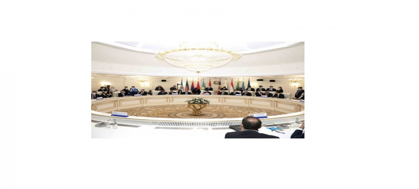 THE REGULAR MEETING OF THE COUNCIL OF FOREIGN MINISTERS OF THE CIS COUNTRIES HELD IN MINSK