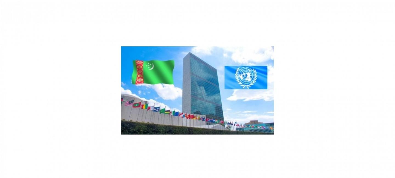 ТУРКМЕНИСТАН ИЗБРАН ВИЦЕ-ПРЕДСЕДАТЕЛЕМ 75-Й СЕССИИ ГЕНЕРАЛЬНОЙ АССАМБЛЕИ ООН