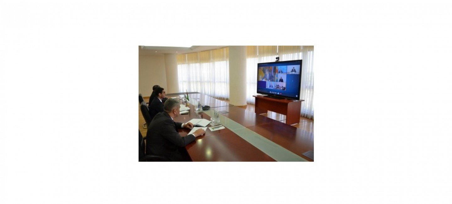 A MEETING OF DEPUTY MINISTERS OF FOREIGN AFFAIRS OF CENTRAL ASIAN COUNTRIES AND RUSSIА